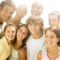 gruppo di adolescenti