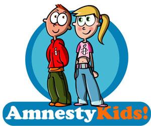 logo di Amnesty Kids