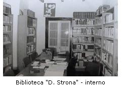 Fontaneto: Biblioteca