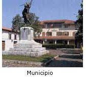 Fontaneto: Municipio