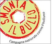 Logo Campagna antibullismo